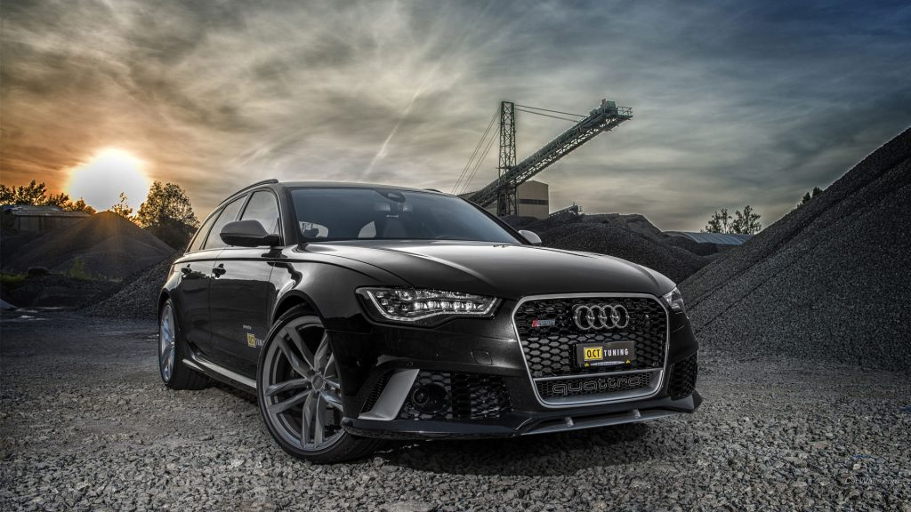 Audi RS6 Full HD Wallpaper