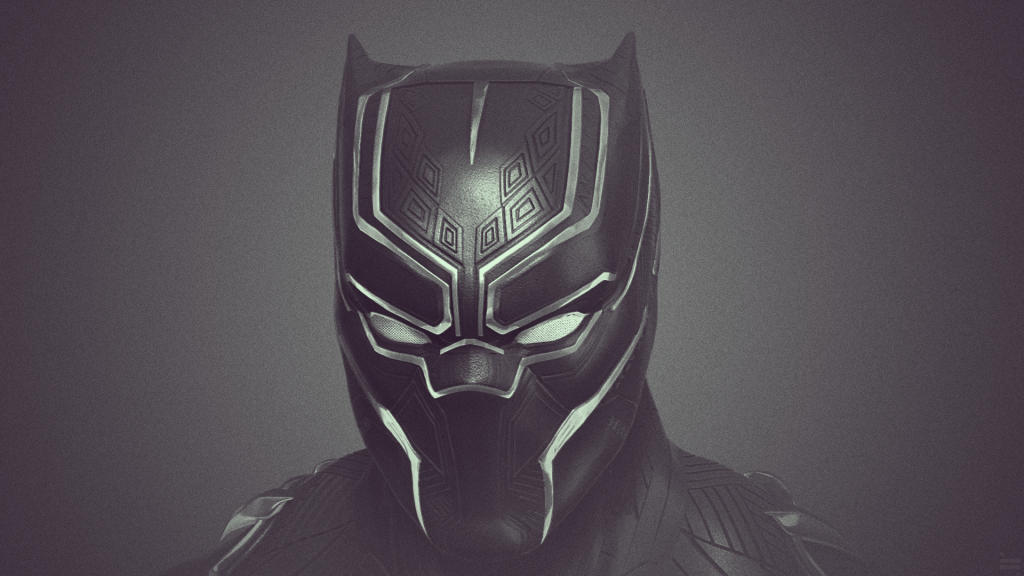 Black Panther Full HD Background