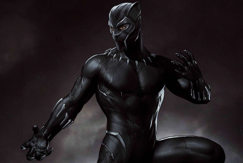 Black Panther Background