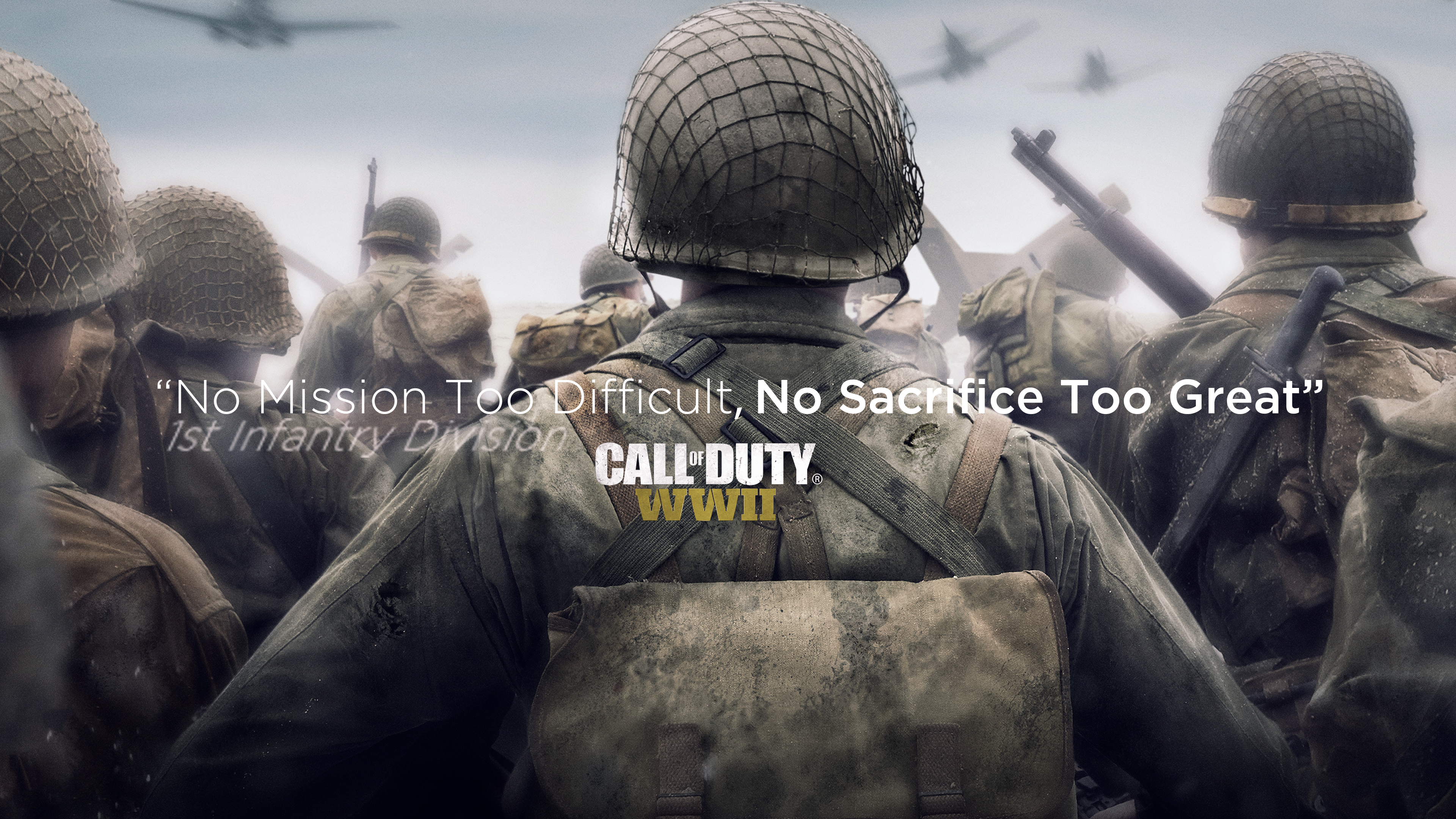 Call of duty wwii wallpapers pictures images - Is cod ww2 4k ...