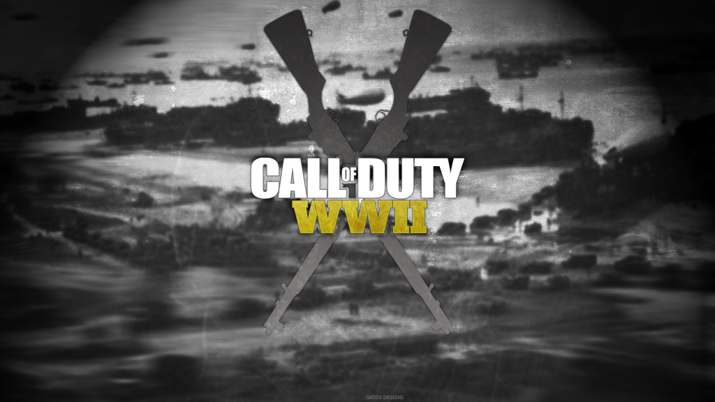 Call Of Duty: WWII Quad HD Wallpaper