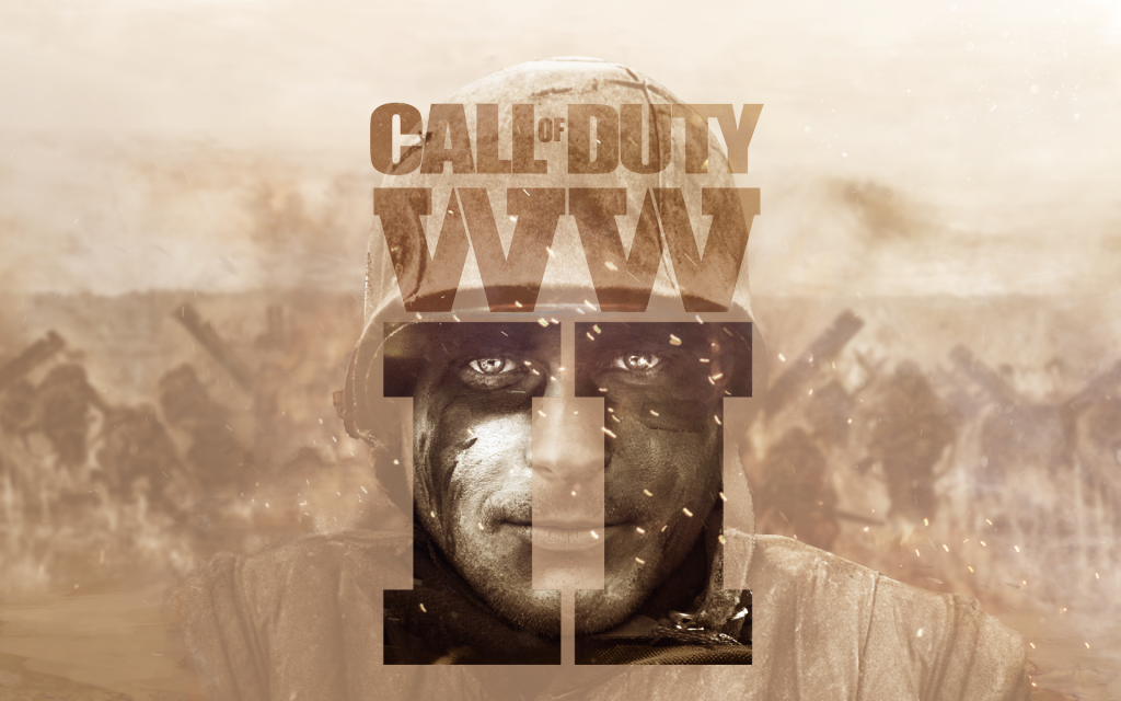 Call Of Duty: WWII Widescreen Wallpaper