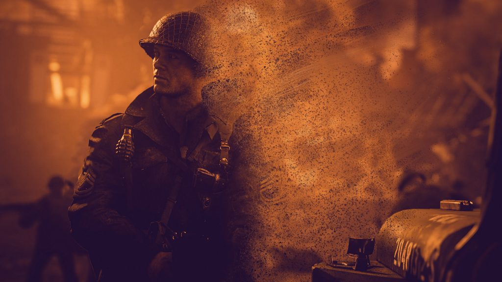 Call Of Duty Ww2 Zombies Wallpaper: Call Of Duty: WWII Wallpapers, Pictures, Images