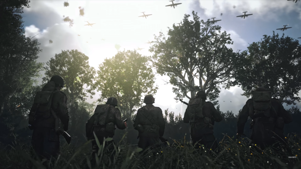 Call Of Duty: WWII Full HD Wallpaper