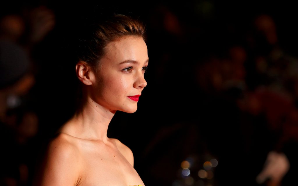 Carey Mulligan Widescreen Wallpaper