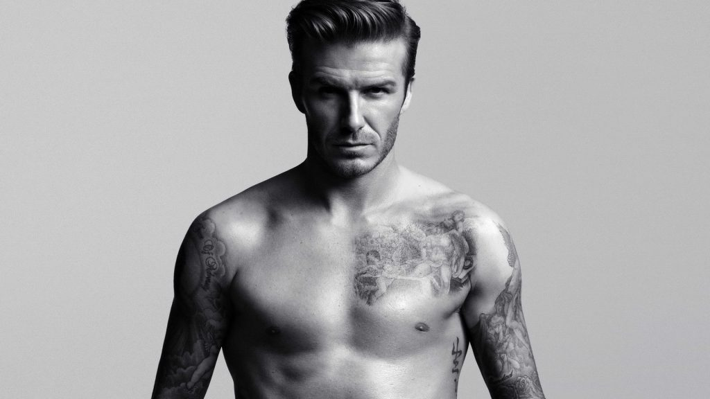 David Beckham Full HD Wallpaper
