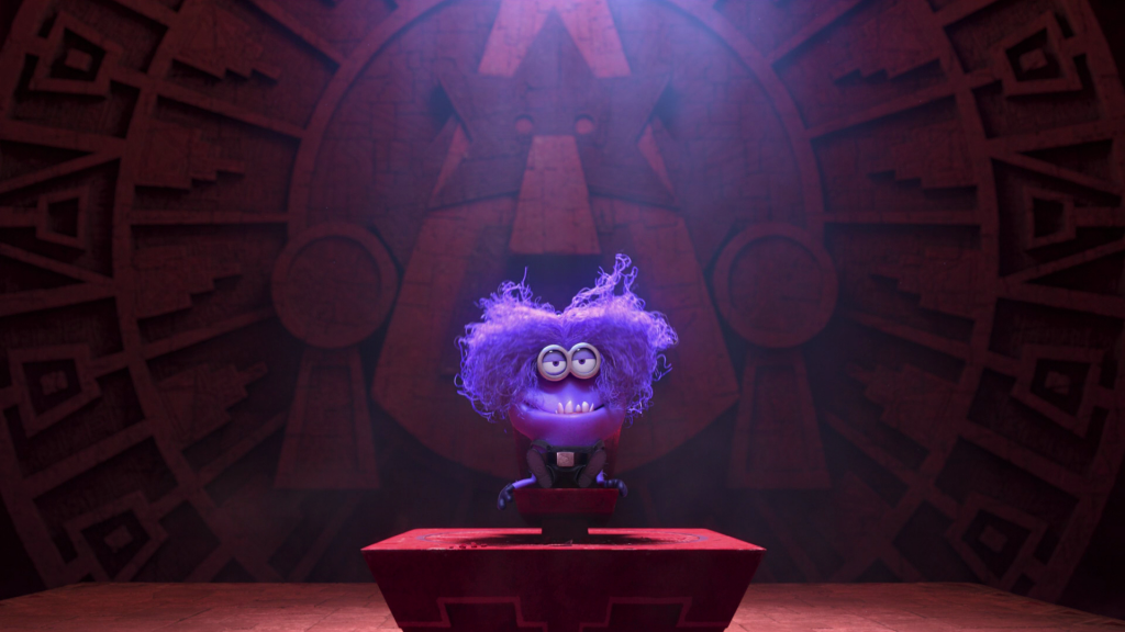 Despicable Me 2 Full HD Background