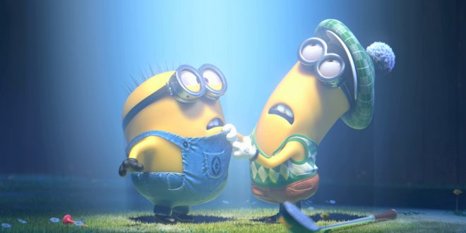 Despicable Me 2 Backgrounds