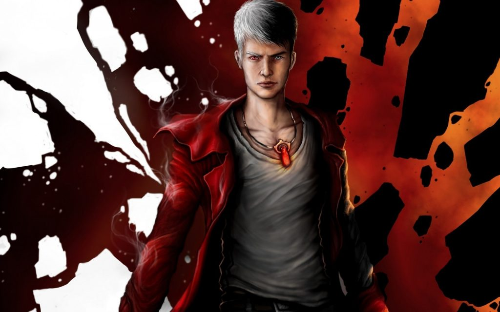 Devil May Cry Widescreen Wallpaper