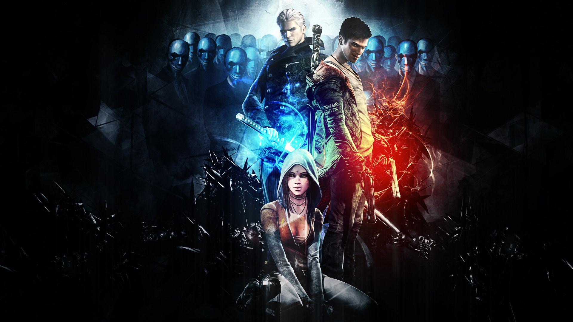Devil May Cry Wallpapers, Pictures, Images