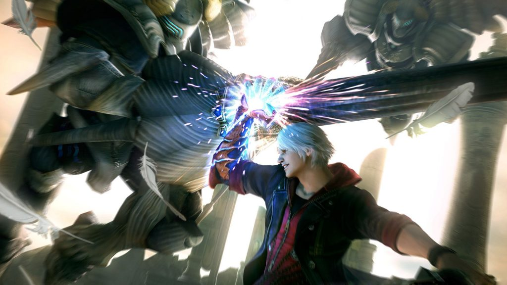 Devil May Cry Full HD Wallpaper