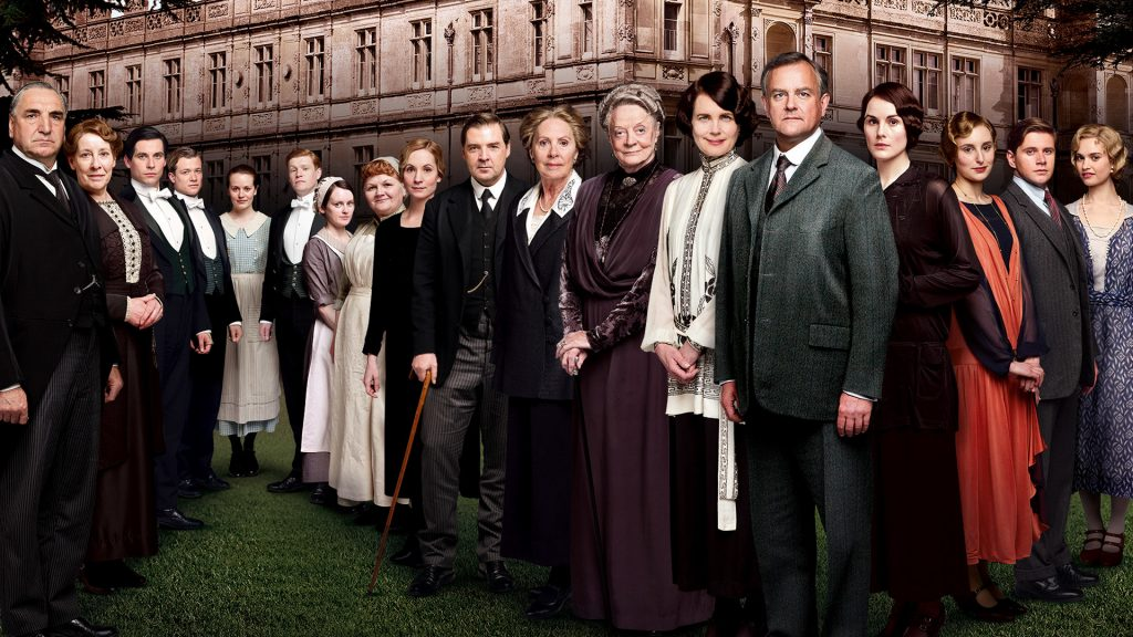 Downton Abbey Full HD Wallpaper
