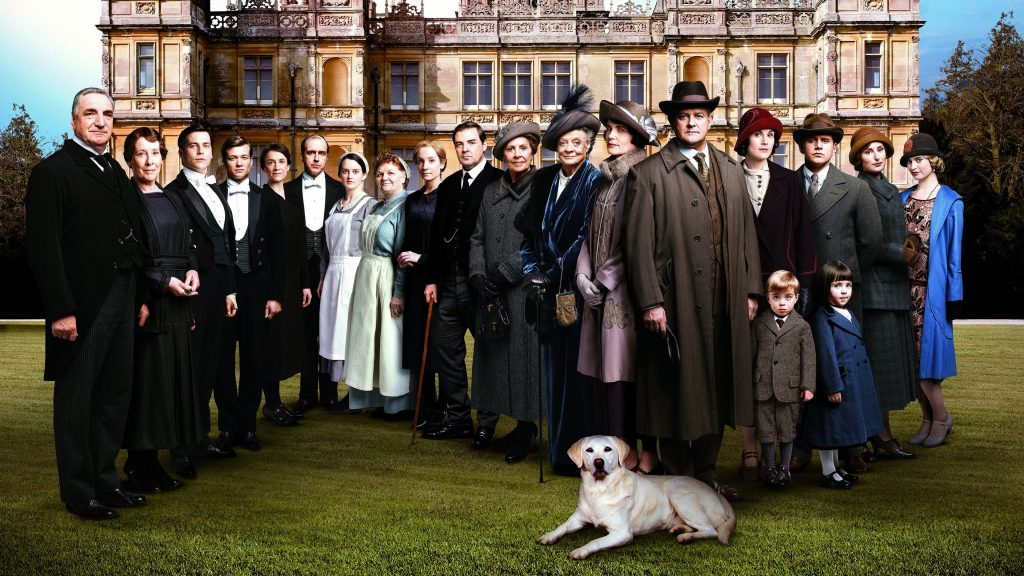 Downton Abbey 4K UHD Wallpaper