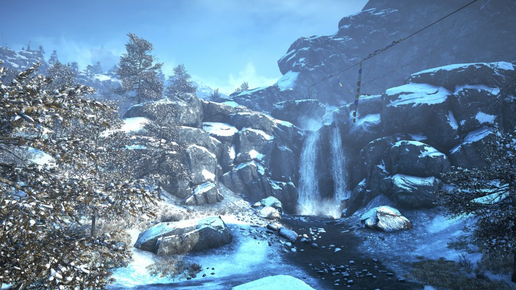 Far Cry 4 4K UHD Background
