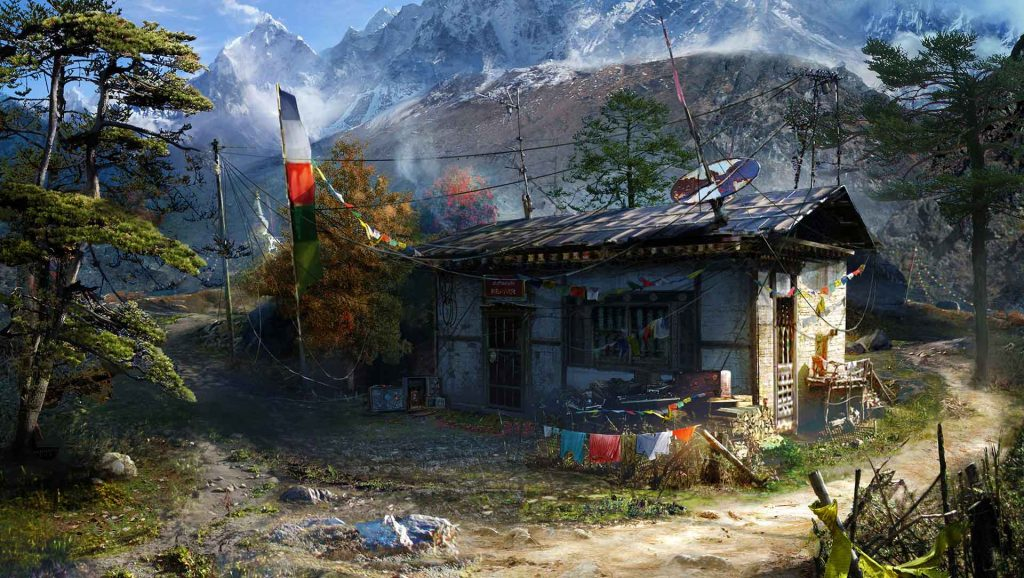 Far Cry 4 Background