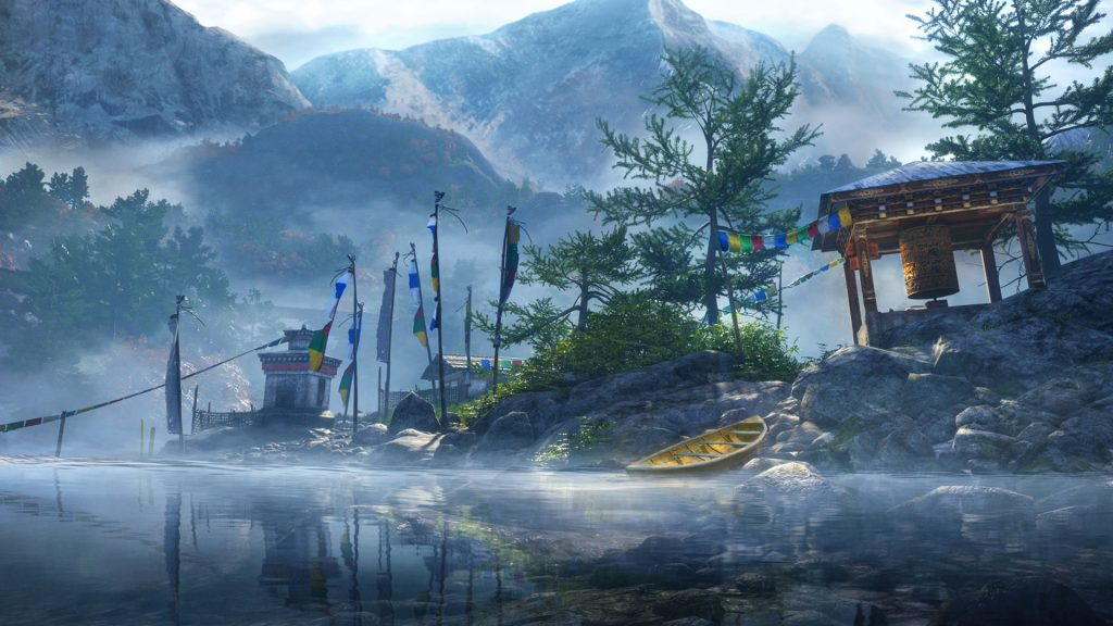 Far Cry 4 Full HD Background