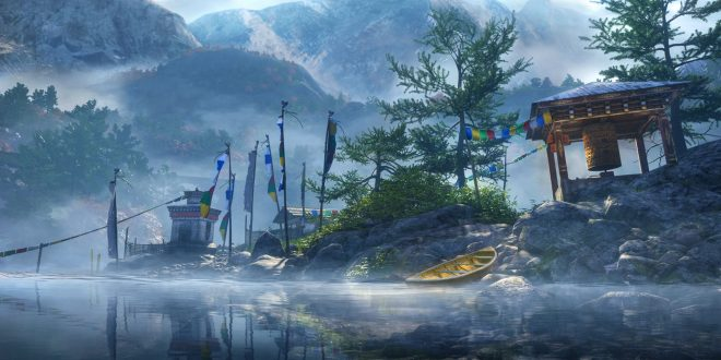 Far Cry 4 Backgrounds