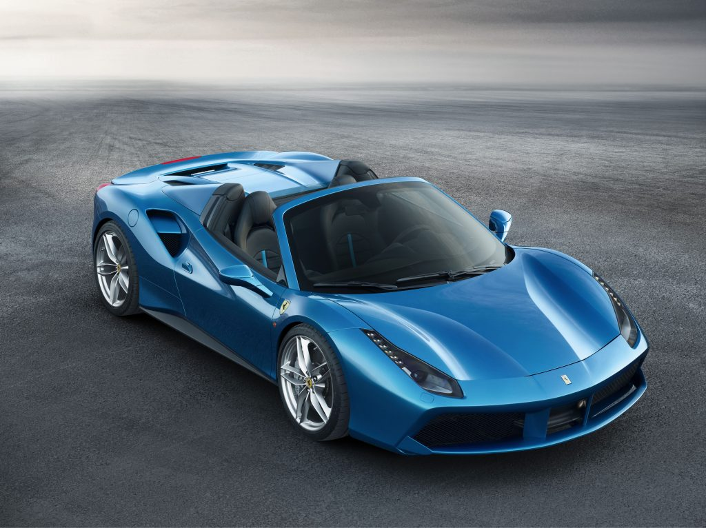 Ferrari 488 Spider Wallpaper