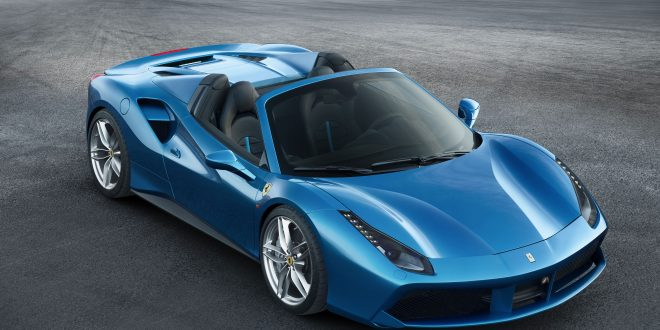 Ferrari 488 Spider Wallpapers