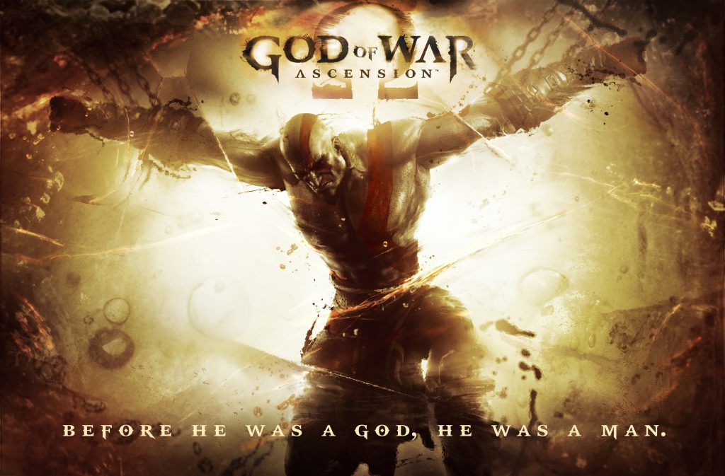God Of War: Ascension Wallpaper