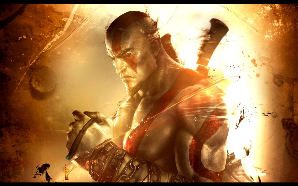 God Of War: Ascension Widescreen Wallpaper
