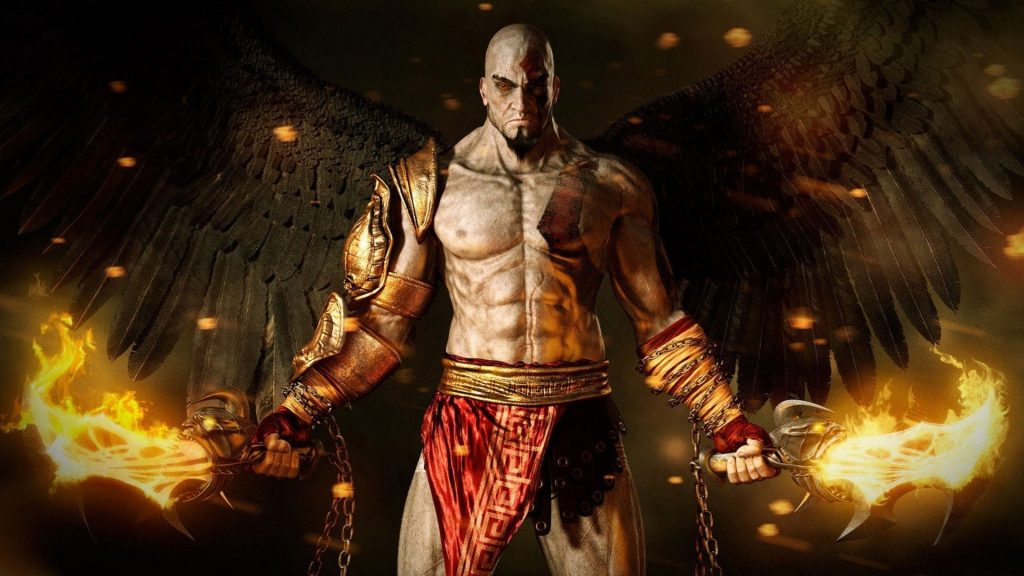 God Of War: Ascension Full HD Wallpaper