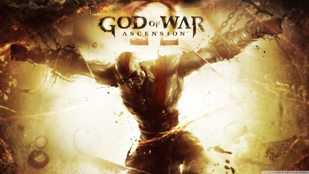 God Of War: Ascension Quad HD Wallpaper