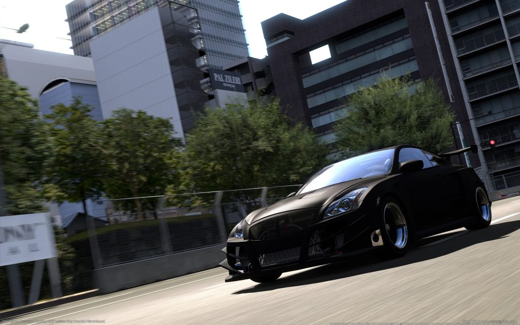 Gran Turismo Widescreen Background