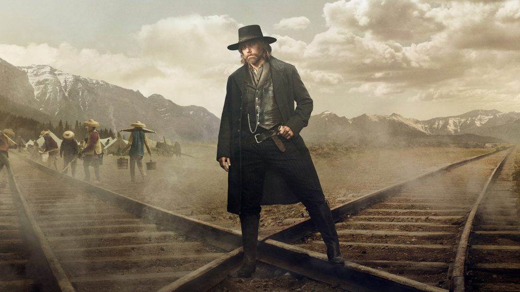 Hell On Wheels Wallpaper