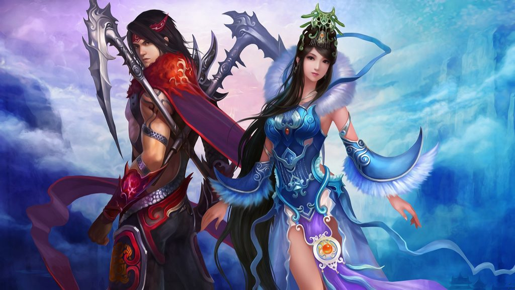 Jade Dynasty Full HD Wallpaper