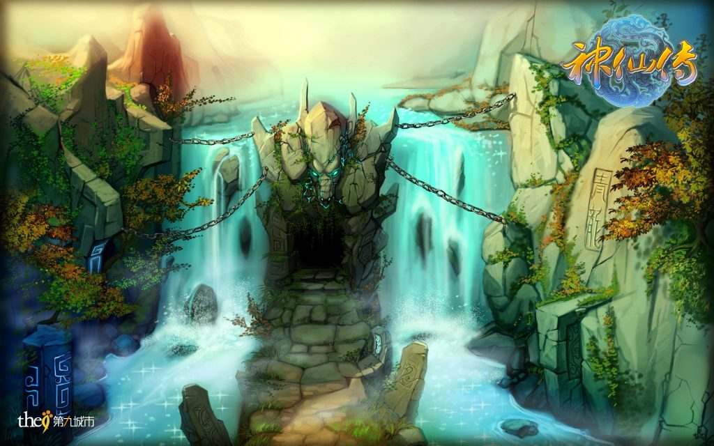 Jade Dynasty Widescreen Wallpaper