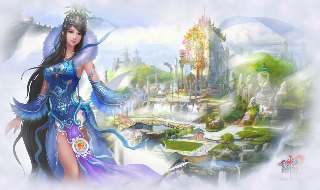 Jade Dynasty Wallpaper