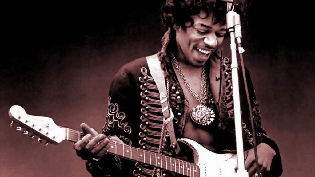 Jimi Hendrix Full HD Wallpaper