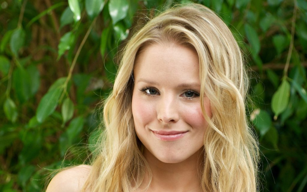 Kristen Bell Widescreen Wallpaper