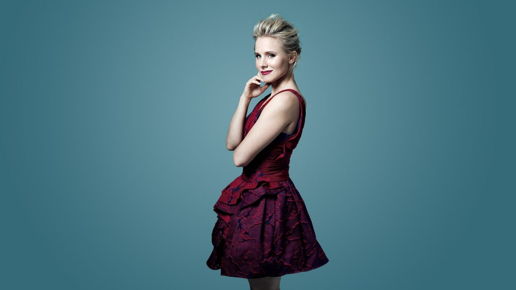 Kristen Bell Full HD Wallpaper