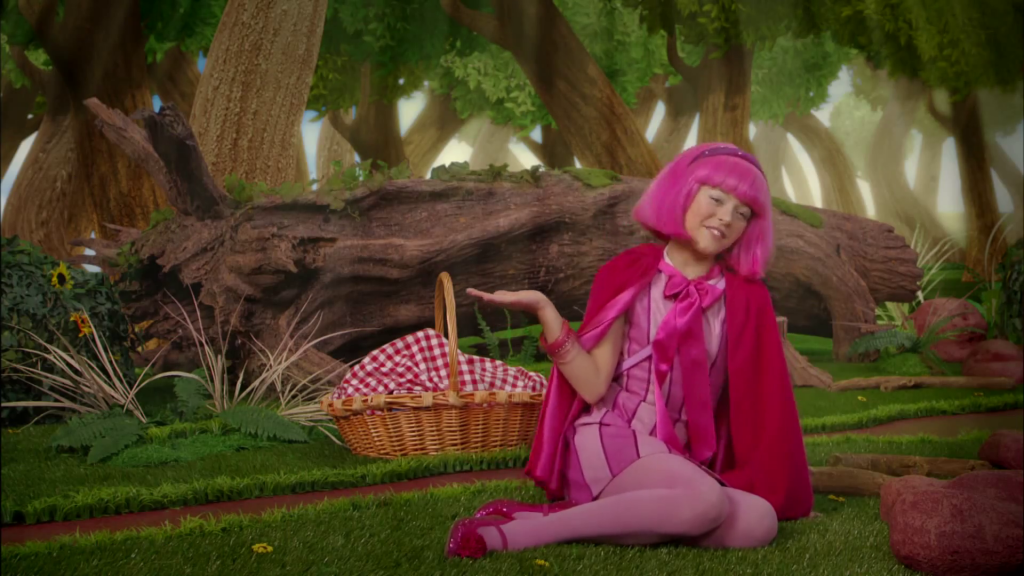 LazyTown Full HD Wallpaper