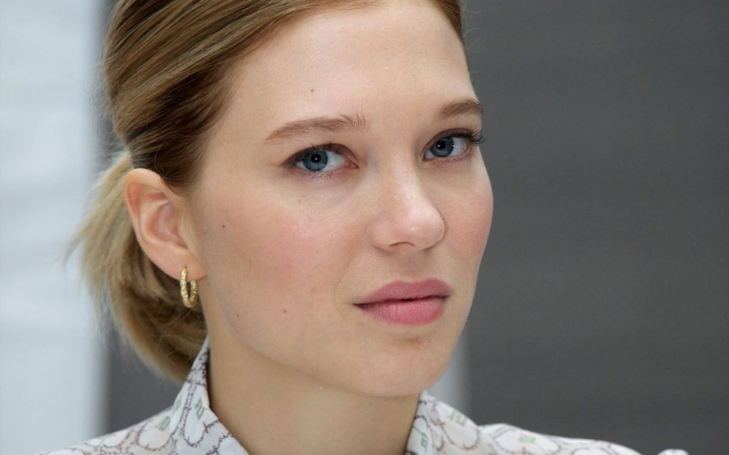 Léa Seydoux Widescreen Wallpaper