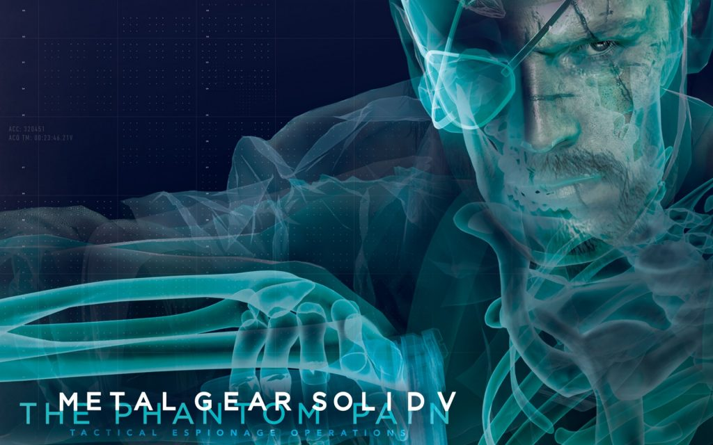 Metal Gear Solid V: The Phantom Pain Widescreen Wallpaper
