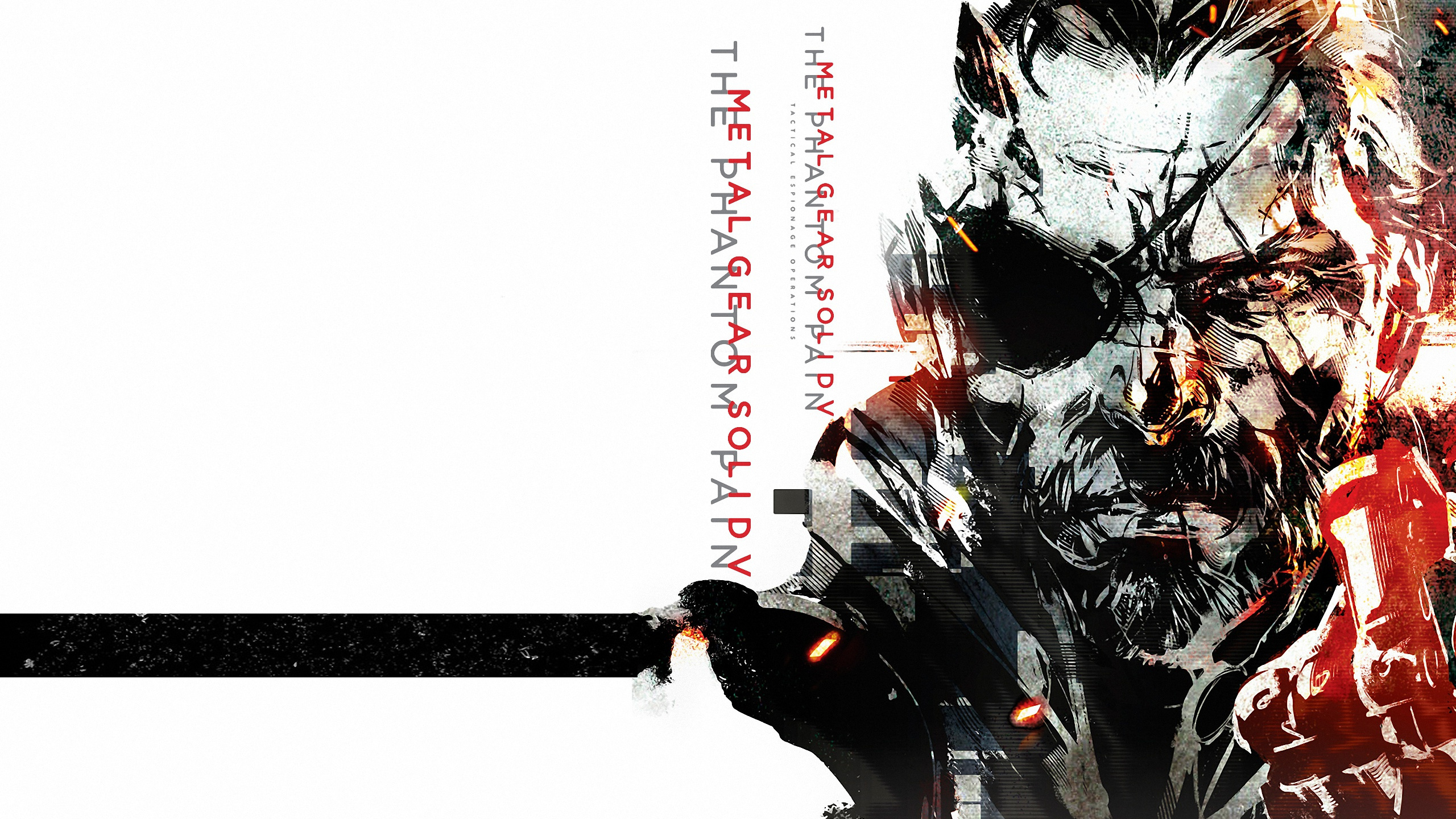 Metal Gear Solid V The Phantom Pain Wallpapers Pictures