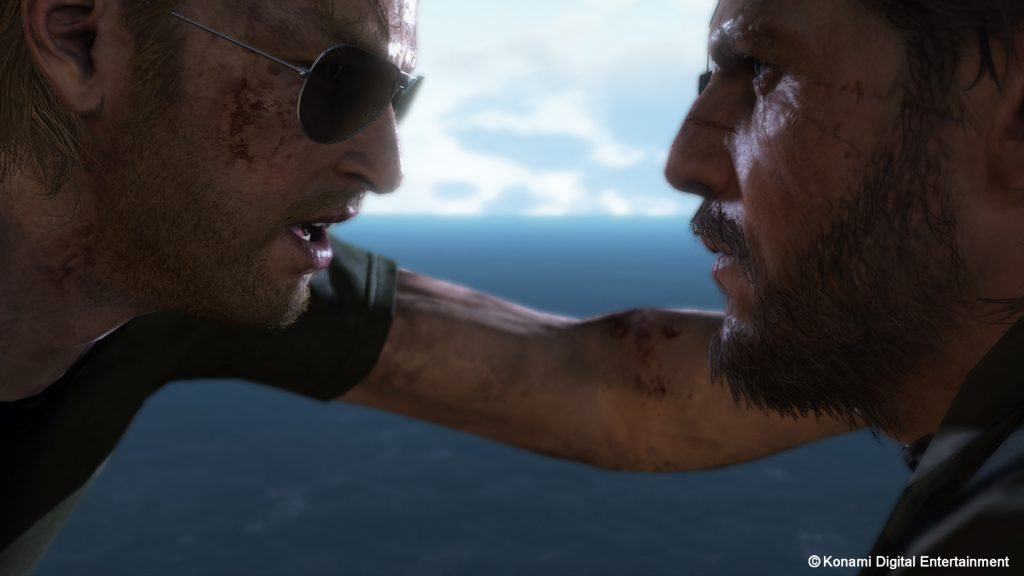 Metal Gear Solid V: The Phantom Pain Full HD Wallpaper