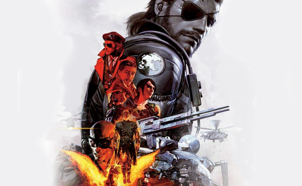 Metal Gear Solid V: The Phantom Pain Wallpaper