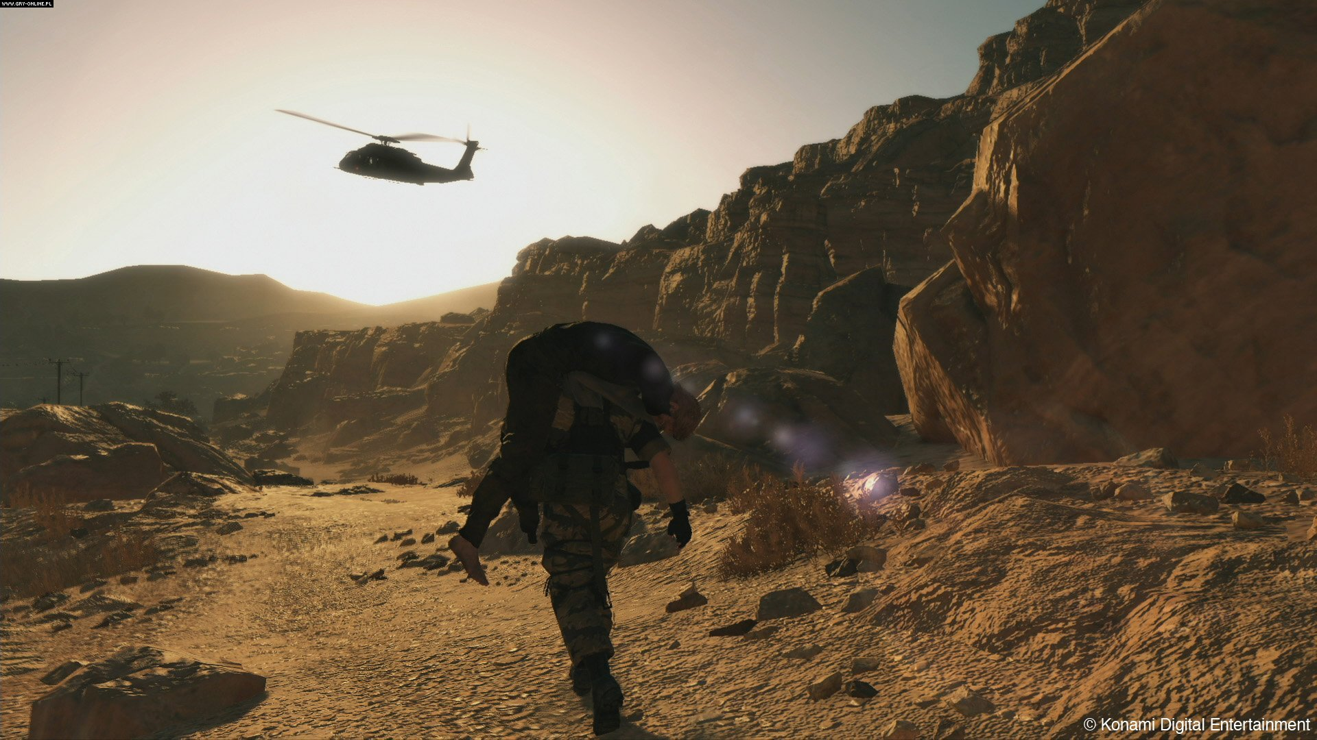 Metal gear solid v wallpapers
