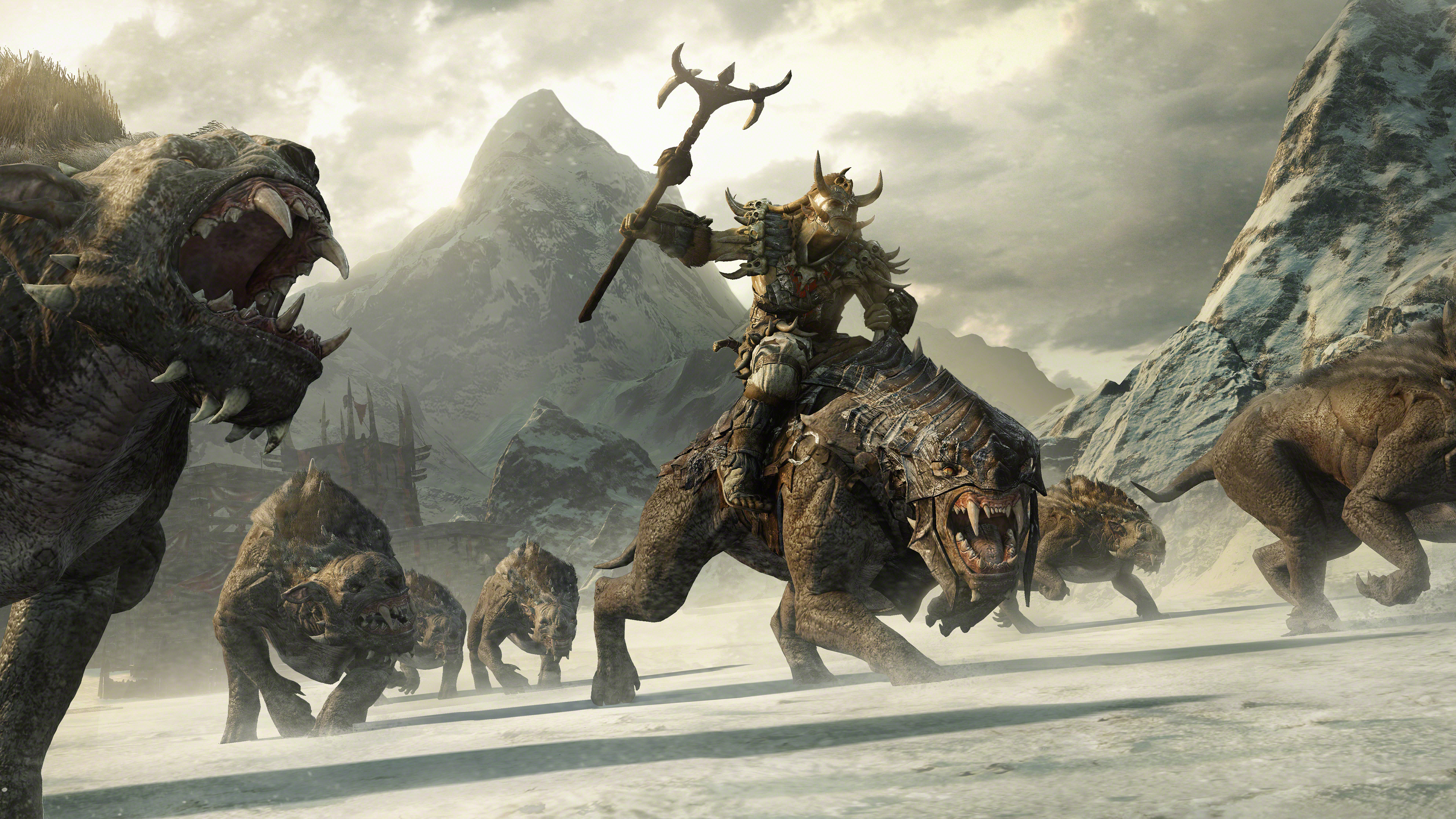 Middle Earth Shadow Of War Wallpapers Pictures Images