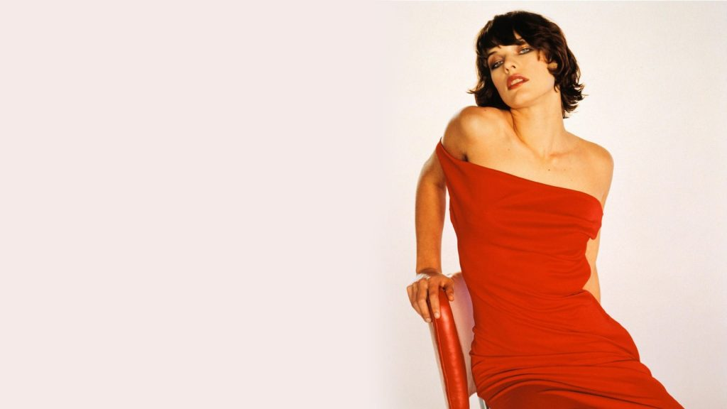 Milla Jovovich Full HD Background