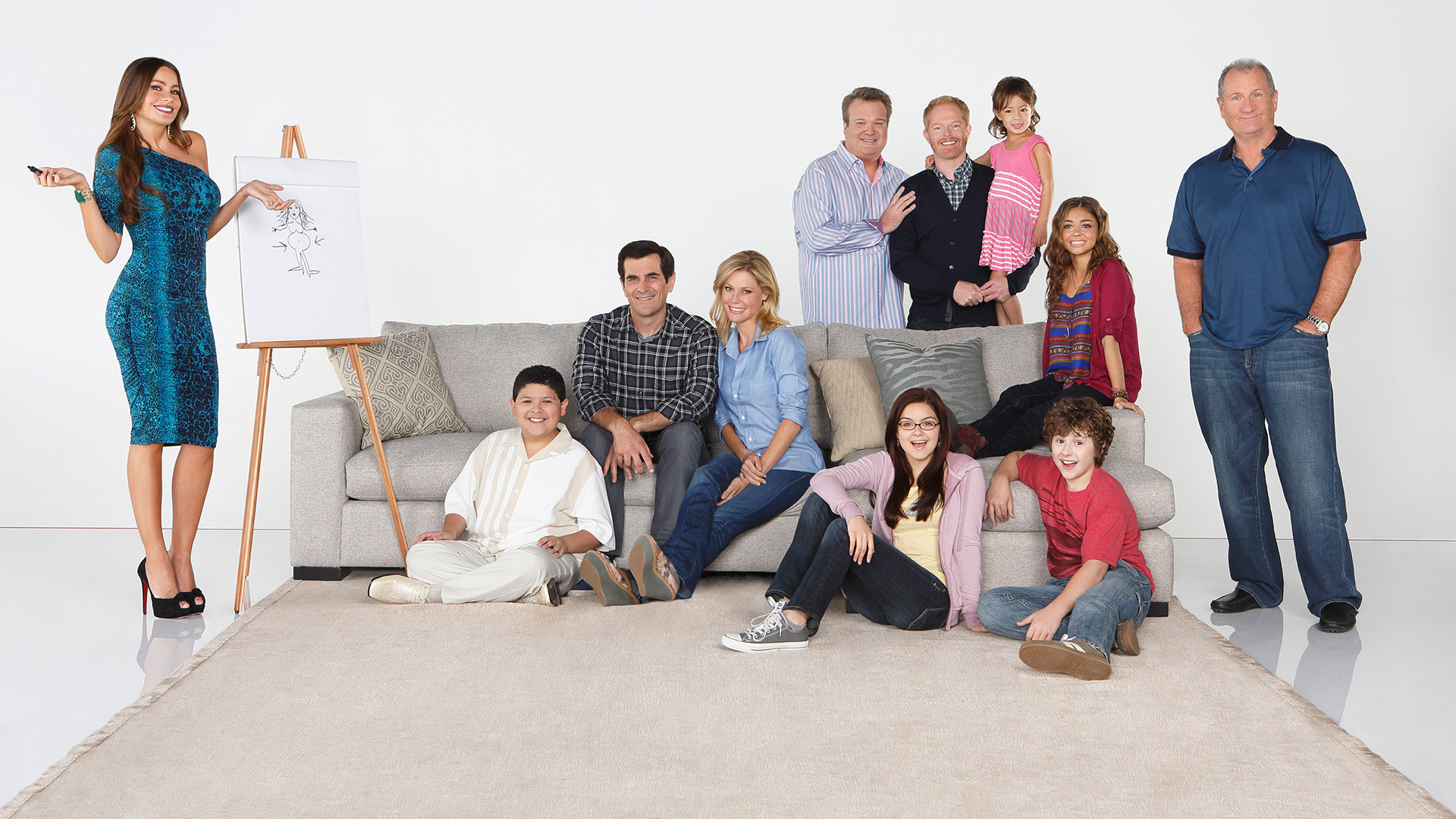 modern family wallpapers pictures images