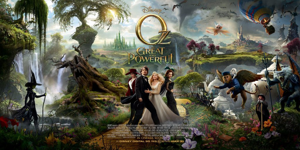Oz The Great And Powerful Wallpaper