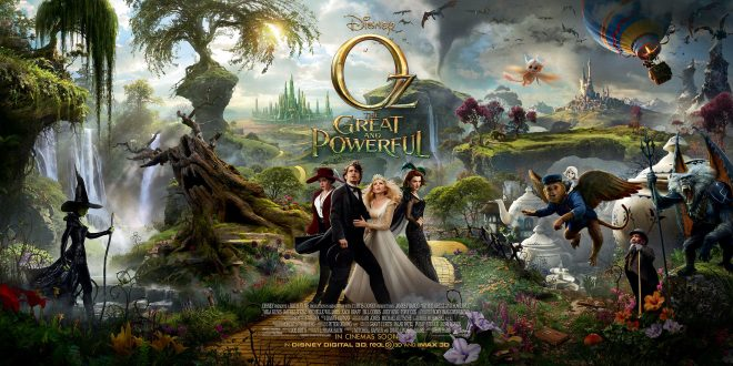 Oz The Great And Powerful Wallpapers