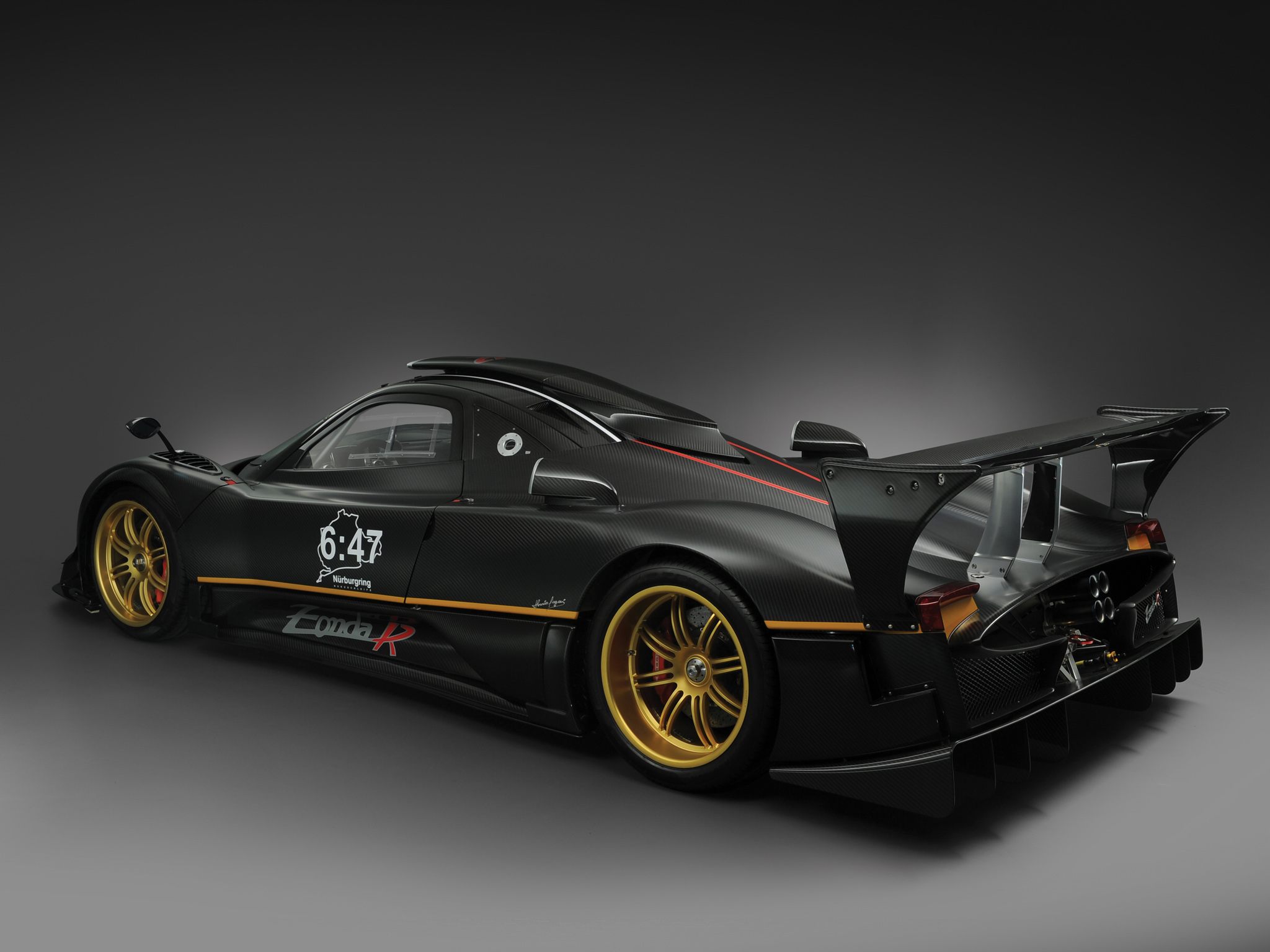 Superb Pagani Zonda Wallpaper