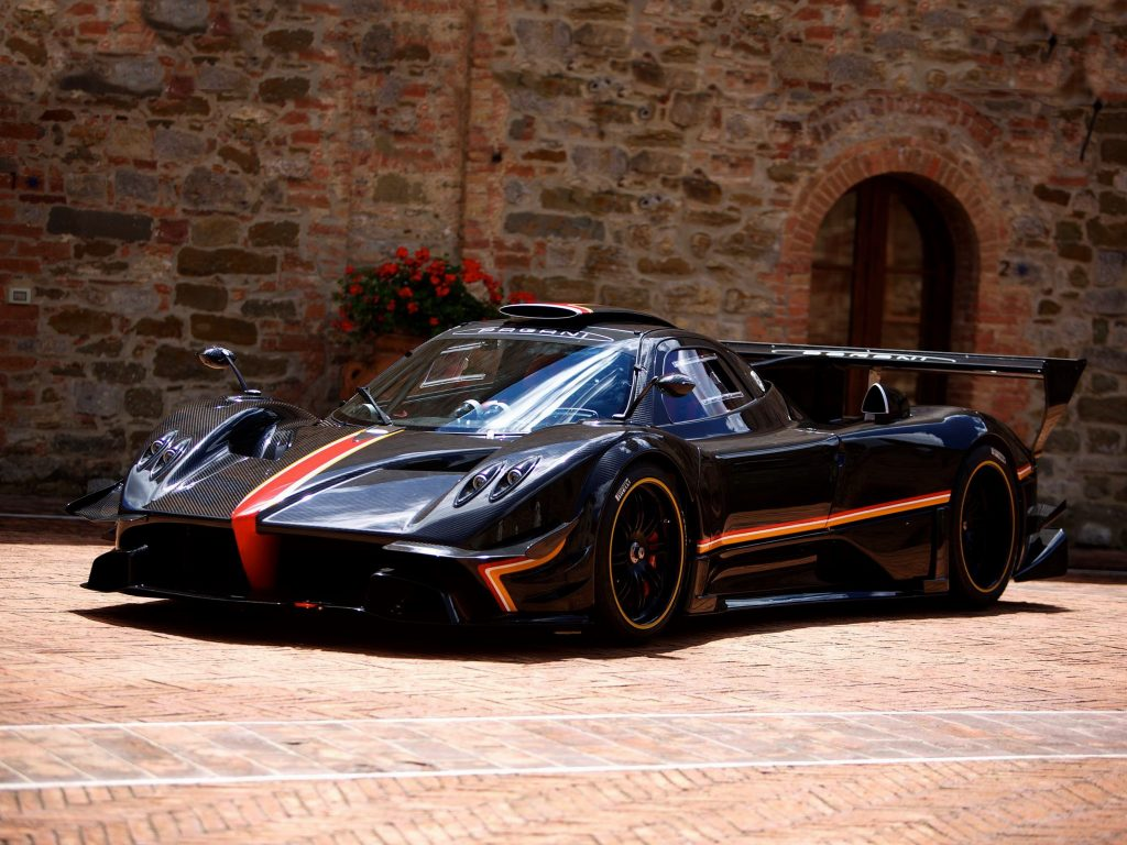 Pagani Zonda Wallpapers Pictures Images