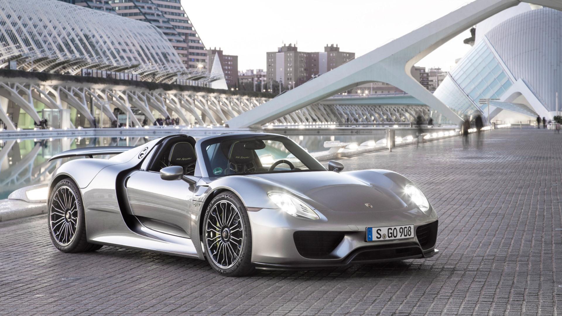 Porsche 918 Spyder Wallpapers Pictures Images